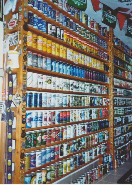 Auch in Australien wird Bier getrunken