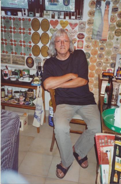 Günter Timischl, das T von STS, war auch hier